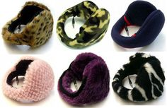 ear muffs with headphones
