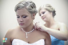 Bridal Makeup by Morgan Myers, owner of MoMichelle Makeup Artistry.
