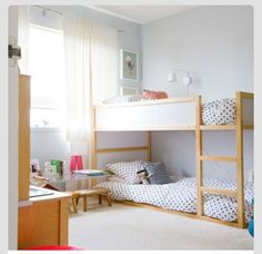 Ikea bunk bed