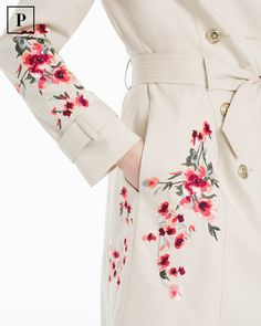 The Rise of Floral Fashion Embroidery And how to Do It Yourself