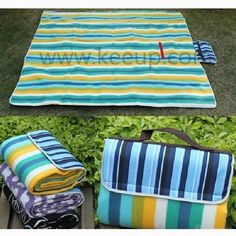 Outdoor Picnic Blanket Bag