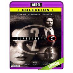 Los Expedientes Secretos X Segunda Temporada Completa WEB-DL 1080p Dual Latino-Ingles
