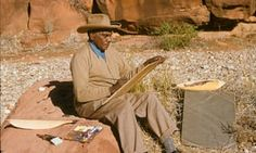 From Alice Springs to Buckingham Palace: the fight for Albert Namatjira's legacy   Film   The Guardian