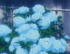milk lotus a collection of animated GIFs for both personal and school projects. Aesthetic Painting, Aesthetic Drawing, Flower Aesthetic, Aesthetic Gif, Blue Aesthetic, Aesthetic Wallpapers, Anime Gifs, Art Anime, Blue Anime