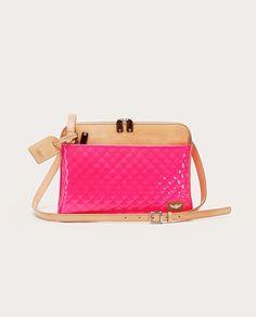 Consuela+- Candy+Crush+Pink+Scream+Slim+Crossbody+, Candy+Crush+Collection, $375.00