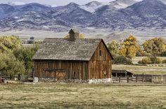 Mr. Fuch's Barn
