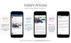 Facebook Instant Articles ab jetzt für alle verfügbar (f8 2016)