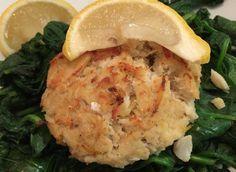 Lemon Zest Crab Cakes | Nutrimost Recipes