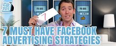 148-7-Must-Have-Facebook-Advertising-Strategies-by-Nick-Unsworth-BLOG Coaching Skills, Advertising Strategies, Skill Training, Brand Story, Tv Episodes, Facebook Marketing, Must Haves, Fire, Social Media