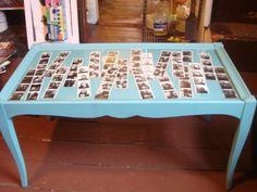 Photo Display Table : Image 1 of 3