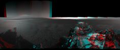 NASA's Mars Curiosity Rover Produces 3D Imagery, Authentic Panorama | TPM Idea Lab