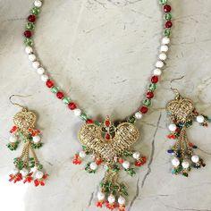 Retro Fashion Jewellery       #fashion #jewellery #ethnic #tribal #retro #style #cute #womens                                           ...