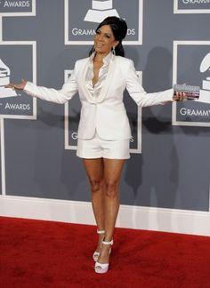 Shelia E.. looks great!!
