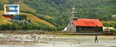 iglesia chiloe achao - Buscar con Google
