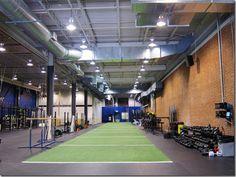 The Reebok Crossfit Gym. AMAZING. #fitfluential #RBKFITBLOG