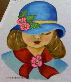 Resultado de imagem para pinturas de bonecas