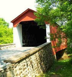 old bridges on pinterest | ye old covered bridges... /