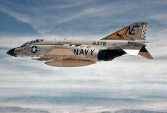 VF-21 F-4J Phantom II BuNo 158378