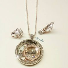 When you wish upon a star.... Origami Owl's beautiful Legacy Living Locket with our brand new wish upon a star plate, along with some charms and dangers that are part of the new fall line.
