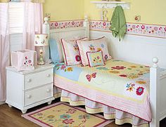 adorable butterfly room
