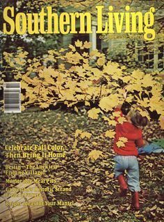 October 1977 | Celebrate Fall Color, Then Bring It Home