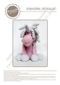 21 Besten Häkeln Bilder Auf Pinterest Crochet Patterns Amigurumi