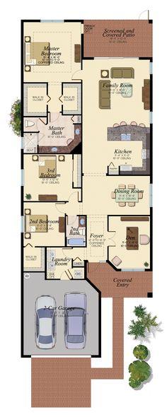 VICENZA/49 Floor Plan