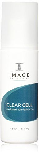 Image Skincare Clear Cell Medicated Acne Facial Scrub 4 Ounce * Find out more about the great product at the image link. Note:It is Affiliate Link to Amazon.