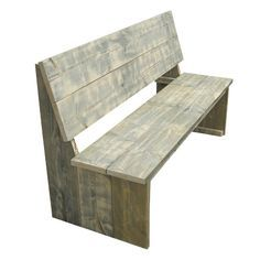 Möbel aus bauholz selber bauen  Bank aus recyceltem,altem Bauholz,Gerüstbaubretter | Produkte und Hüte