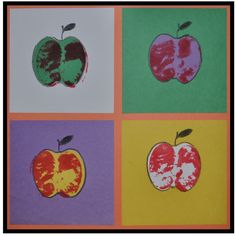 Andy Warhol lesson
