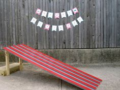 Car Birthday Party Ramp
