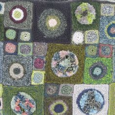 Small Cropped Circles - Sophie Digard crochet