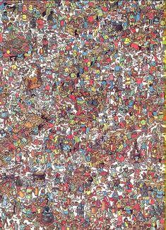 Where's Waldo Sad Keanu?