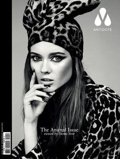 Monika Jac Jagaciak   Txema Yeste  #photography   Antidote Magazine Fall Winter 2012