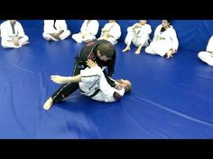 Learn a a great double attack option, going from Pendulum sweep to Armbar. Anytime you go for the pendulum sweep and your partner avoids it by posting his leg out, the head usually pops up giving you the opportunity for the armbar! In this video Guy goes in detail of how to take advantage of this opporunity and finishing with the armbar.