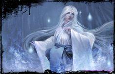 Um pouquinho do Japão.: Yuki-onna   Quem ja ouviu falar da mulher da neve?...