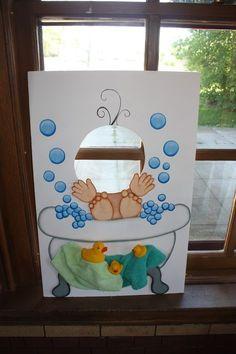 Entretenido juego para tu celebración de Baby shower. #babyshower #juegos