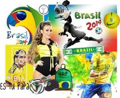 Body fanatic control brazil World Cup 2014 Brazil World Cup, World Cup 2014, Cute Fashion, Comic Books, Baseball Cards, Comics, Collection, Cartoons, Cartoons