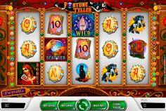 Fortune Teller on valtava NetEnt kolikkopeli verkossa! Tämä pelissa on varmasti mahdolisuus voitta suuret voitta suuri voitto jokaisille pelajaalle. Pelissa on 5 rullat ja 30 voittolinjat, hyvää grafiikka ja erikoiset bonuspelit!