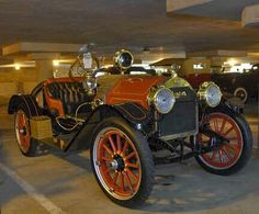 1912 Marion Sportster. Marion Motor Car Company. Indianapolis 1904-1914