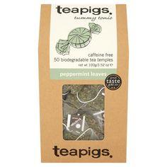 Teapigs Peppermint Leaves http://www.ocado.com