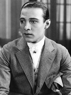 """deforest: """" Rudolph Valentino in Beyond the Rocks (1922) """""""