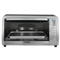 Digital Touchpad Toaster Oven