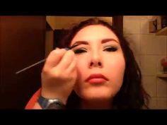 GRWM: Black & White Classy Smoky Eyes Makeup