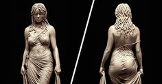 15 utterly incomparable sculptures of the past and present