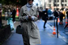 Change It Up: 50 Chic Transitional Coats For Spring - -Wmag
