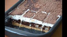 DIO - Najjednostavniji kolač na svijetu - Sašina kuhinja Other Recipes, Sweet Recipes, Cake Recipes, Posne Torte, Kolaci I Torte, Just Desserts, Biscotti, Tiramisu, Sweets