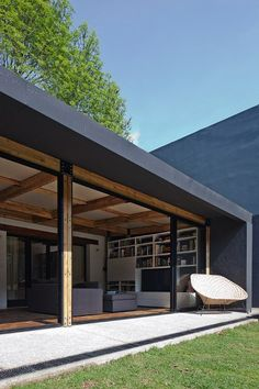 Love this space... does it suit the Aussie summers? not convinced. Casa Calero - DCPP Arquitectos