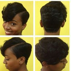 megan good short hairstyles - Google Search
