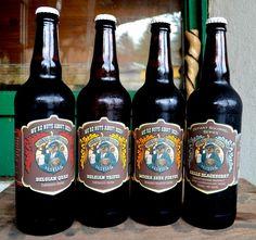 KegCollars.net Bottle Labels Bottle Labels, Beer Bottle, Custom Labels, Brewery, Squirrel, Blinds, Personalised Labels, Sunroom Blinds, Squirrels